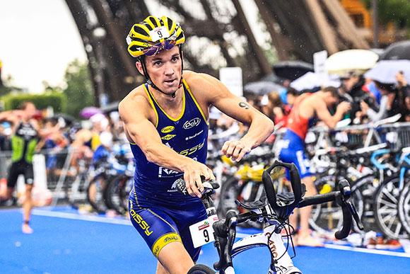 Triathlon de Paris – Poissy Triathlon fait le spectacle