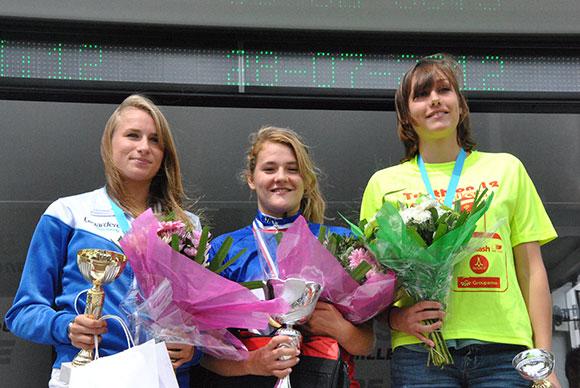 Championnats de France d'Aquathlon – Coralie Depons, l'or lui va si bien !