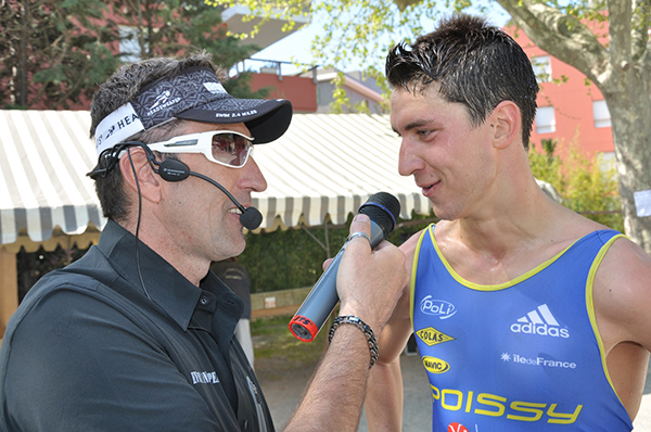 Poissy-Triathlon-Bertrand-Billard-Interview