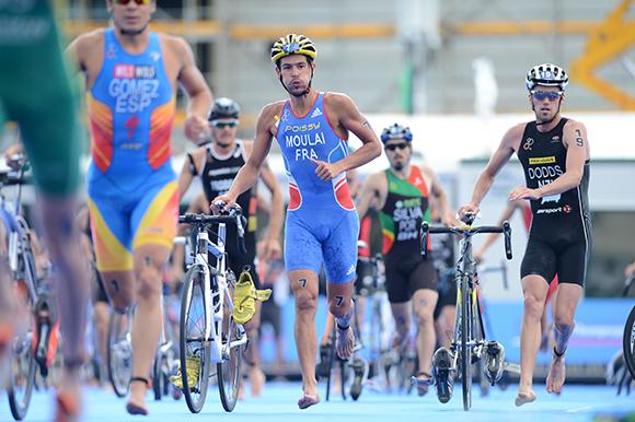 Poissy-Triathlon-WTS-Auckland-Tony-Moulai