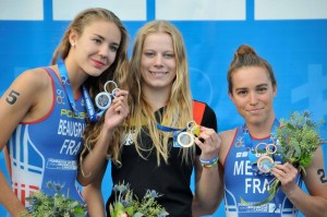 Poissy triathlon - Cassandre