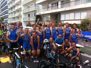 Poissy Triathlon-Masters-La Baule