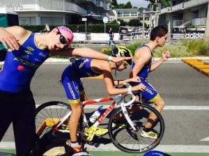 Poissy Triathlon - swimbikerun - la baule