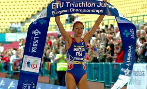Dorian Coninx à Rio et Cassandre Beaugrand Championne d'Europe Junior