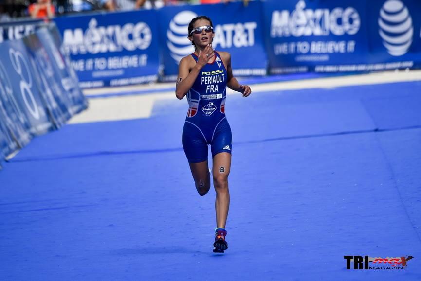Championnats du Monde à Cozumel – Léonie Périault et Sandra Dodet sur le podium