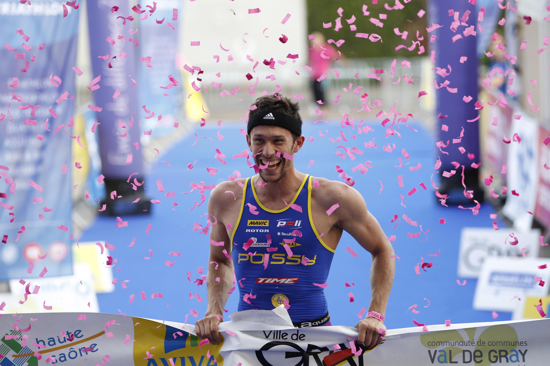 Poissy Triathlon marque le Championnat de France