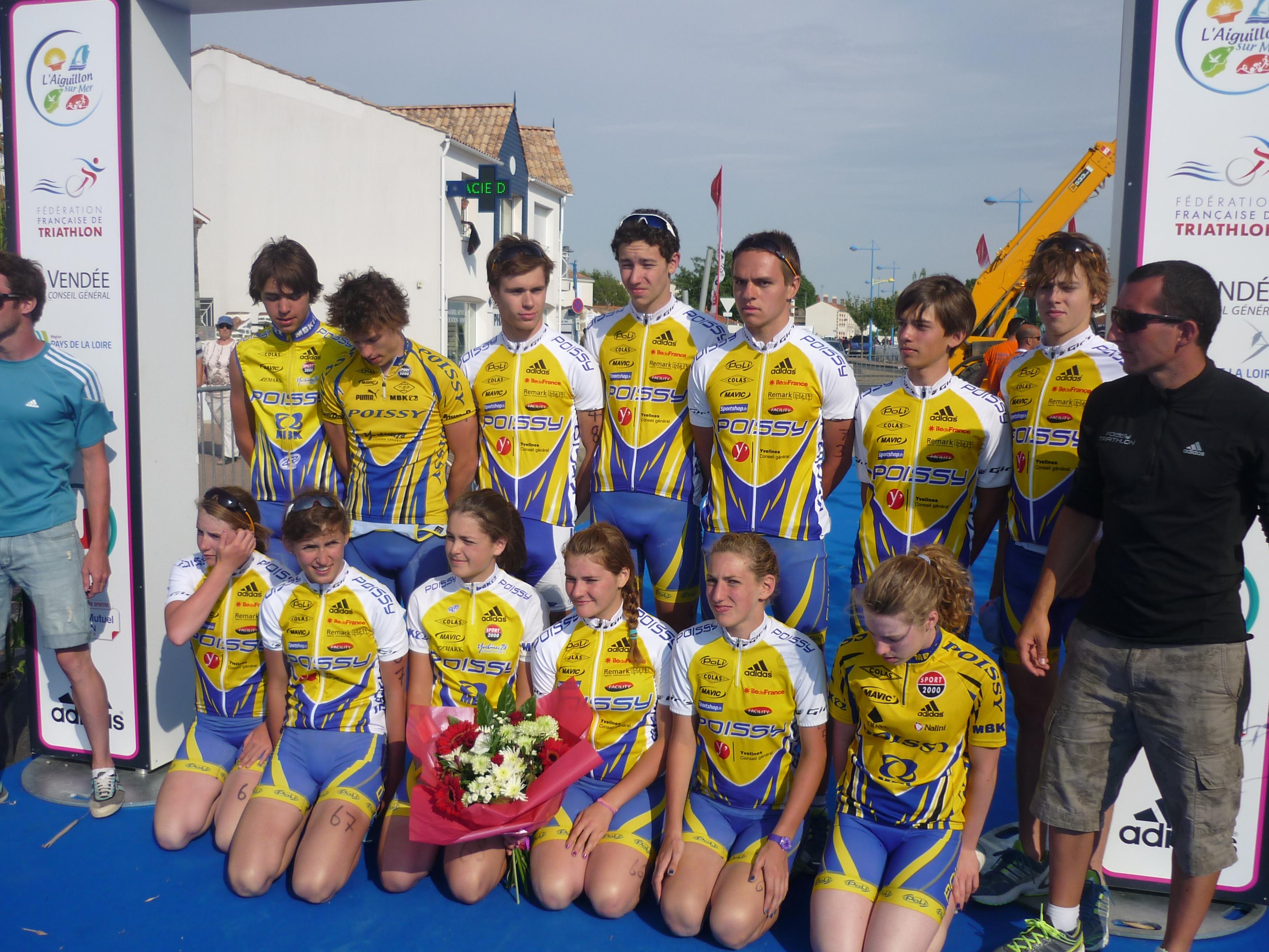 France Jeunes 2011